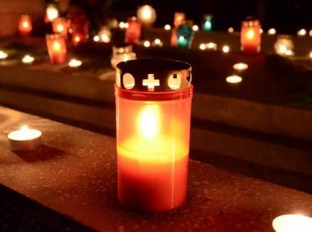 Victimele accidentelor rutiere, comemorate la Oradea