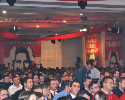 Emilian Pavel, ales vicepreşedinte al Tineretului Social Democrat, la nivel naţional