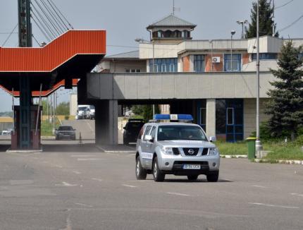 Dinel Staicu a fost adus în ţară prin Vama Borş. Ascuns de presă (FOTO)
