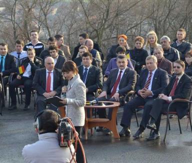 TVR 1, sancţionată pentru publicitatea politică făcută în emisiunea despre Bihor