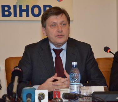 Crin Antonescu la Oradea: UDMR să vină cu USL acum! (FOTO)