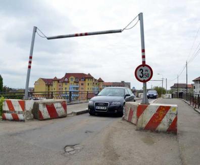 Pasajul Theodor Neş, închis până în septembrie pentru reparaţii