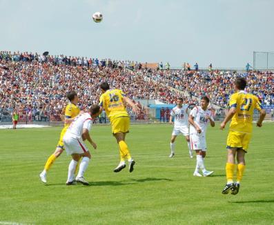 FC Bihor, egal cu Petrolul: Promovarea se decide în ultima etapă! (FOTO)