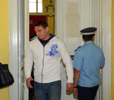 Carieră ratată: Judokanul Daniel Brata, arestat pentru 20 de zile şi suspendat din activitatea sportivă! (FOTO)