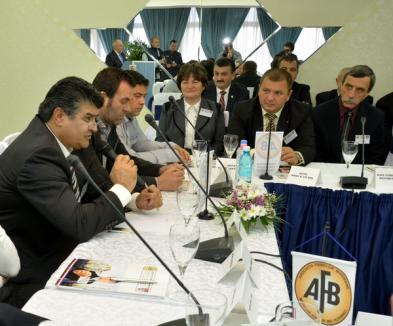 Patronii au abandonat Federaţia şi au înfiinţat Asociaţia Firmelor Bihorene (FOTO)