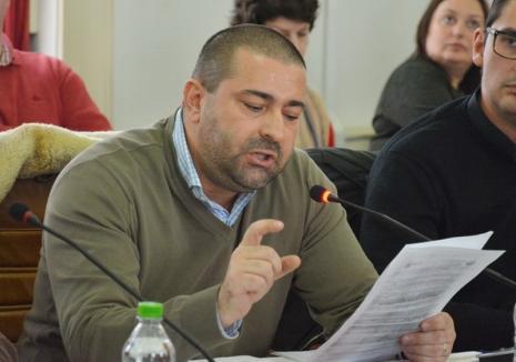 Pe alese: Dacian Foncea a câştigat şefia Spitalului Municipal Oradea. Într-o lună PNL-istul trebuie să opteze între CJ, CAS şi spital