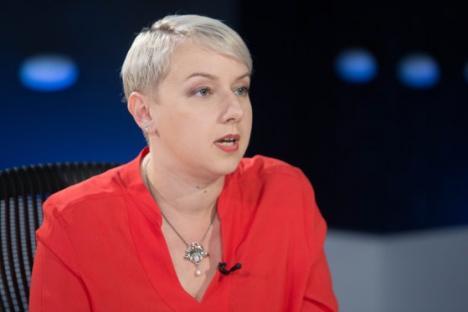 Dana Gîrbovan, fostă judecătoare la Oradea, propusă în funcția de ministru al Justiției