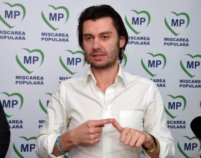 Mişcarea Populară îl condamnă pe Ioan Mang că a început 'atacurile murdare' la adresa lui Ilie Bolojan