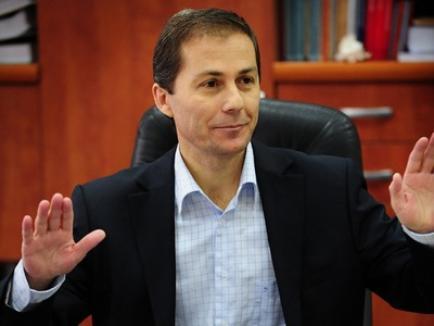 Daniel Morar, numit de Băsescu judecător la Curtea Constituţională