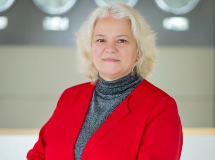 Daniela Lazăr, noul Director General al DoubleTree by Hilton Oradea