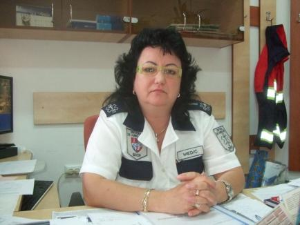Concurs de dinainte pierdut: Candidatura fostei şefe a Serviciului de Ambulanţă Bihor, respinsă din motive penale