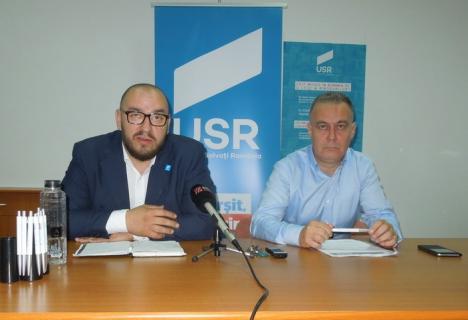 """Deputatul USR Bihor Silviu Dehelean, după prima sesiune parlamentară: """"În situaţii extreme nu putem sta cuminţi în bănci"""""""