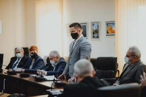 PSD, román RMDSZ! La Marghita, deşi au avut propriul candidat de viceprimar, pesediștii l-au votat pe cel al... UDMR