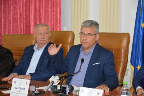Chiar dacă promisiunile sale pentru Bihor nu se vor realiza, ministrul Apelor nu va demisiona: doar partidul îl evaluează...