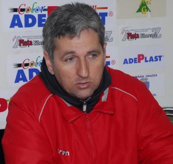 FC Bihor e pregătită pentru meciul cu Baia Mare