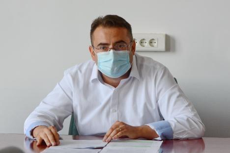 CAS Bihor se va muta de pe Șoseaua Borșului în centru. Noul director și-a prezentat obiectivele mandatului, spunând că vrea mai multă calitate