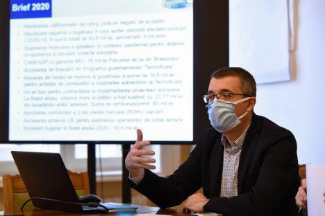 Anul pandemiei. 2020 a fost pentru Oradea anul luptei anti-Covid-19 și al investițiilor