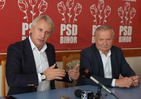 """Aflat la Oradea în campanie, ministrul Teodorovici a ocolit sediul Finanţelor Bihor, preferând întâlniri """"securizate"""", la care BIHOREANUL să nu 'timoreze'"""