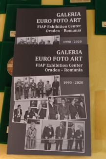 """Galeria de artă fotografică """"Euro Foto Art"""" din Oradea a împlinit 30 de ani (FOTO)"""