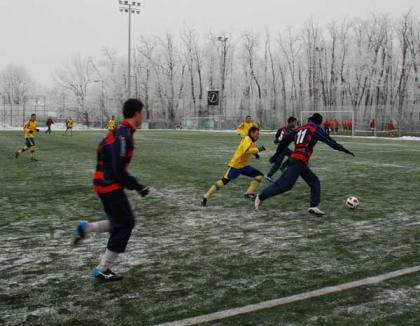 FC Bihor a câştigat şi cel de-al treilea joc din Ungaria