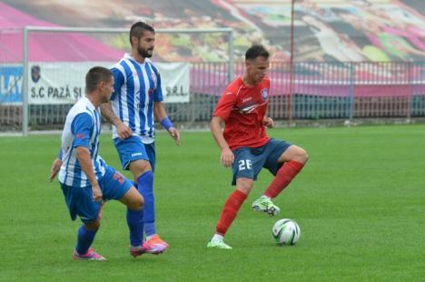FC Bihor a pierdut încă un meci, iar antrenorul Gheorghe Silaghi este dispus să plece (FOTO)