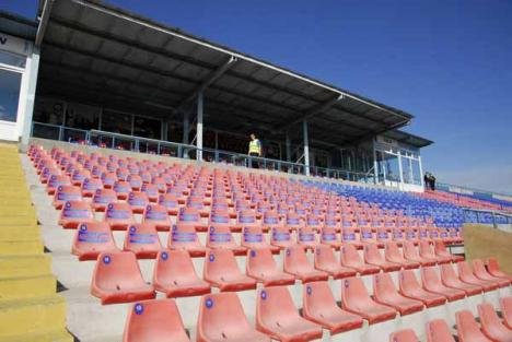 FC Bihor nu va disputa nici măcar un joc amical în acest weekend