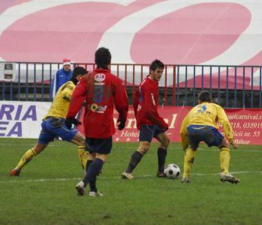 FC Bihor întâlneşte sâmbătă Arieşul Turda