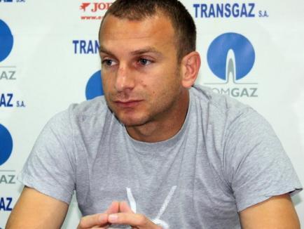 Fundaşul Florin Lazăr se reîntoarce la FC Bihor