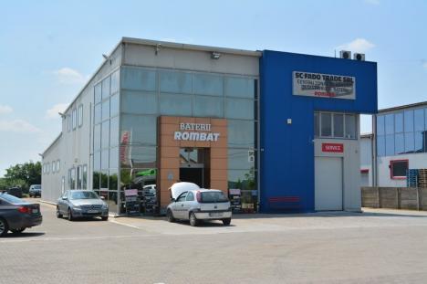 De 25 ani: FADO TRADE Oradea – lider în distribuţie, comerţ, service şi garanţie pentru acumulatorii ROMBAT, produşi in Romania (FOTO)