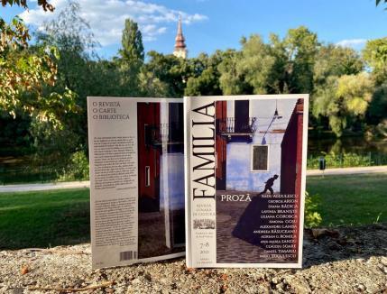 Numărul 7-8 al revistei de cultură Familia se lansează pe Corso