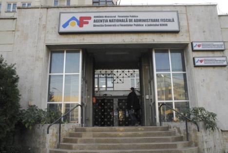 Contribuabilii mijlocii din Bihor trec în administrarea fiscală a Regionalei Finanţelor Publice din Cluj