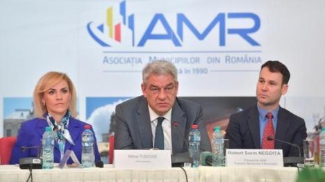 """Firea, pe aceeaşi undă cu Bolojan: Primarii marilor oraşe critică """"revoluţia fiscală"""" a PSD"""