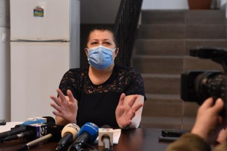Președinta Colegiului Medicilor Bihor: Doctorița Groșan nu primește nicio sancțiune! (FOTO / VIDEO)