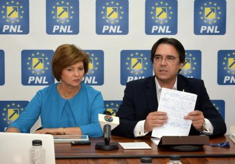 """Memorie scurtă: Liberalii bihoreni acuză PSD de trădări """"inacceptabile"""" cu UDMR, cu scuza că ei au făcut concesii mai mici"""