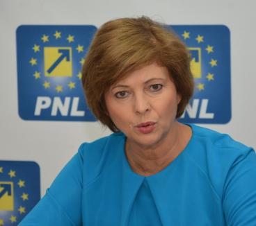 """Florica Cherecheș, noua preşedintă a Organizației Femeilor Liberale la nivel naţional: """"Voi fi lider, nu șef"""""""