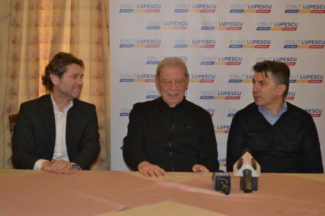 Ionuţ Lupescu, despre campania pentru FRF: 'Burleanu încearcă să mă discrediteze ca să acopere lipsa rezultatelor'