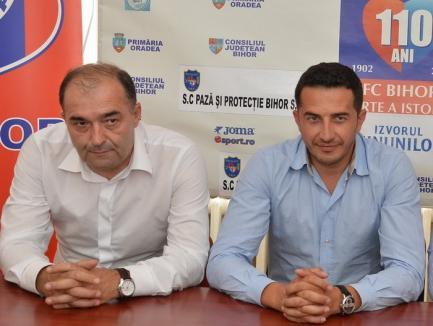 Fodor, după ce Giurgiu l-a acuzat de însuşirea unor bani de la FC Bihor: 'aşa-zisul finanţator' a băgat în club doar 12.500 lei!