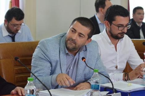 Consilierul judeţean PNL Dacian Foncea şi-a preluat mandatul de manager al Spitalului Municipal
