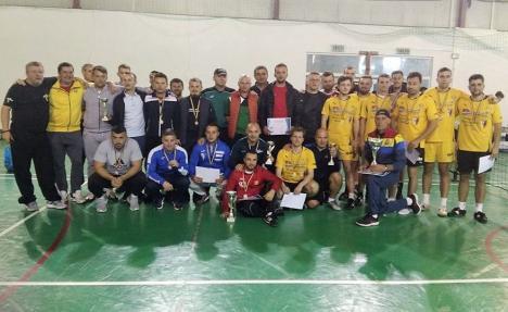 Tengo Salonta a cucerit din nou titlul la campionatul de futnet (fotbal-tenis)