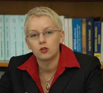Judecătoarea orădeancă Dana Gârbovan cere demisia tuturor membrilor CSM