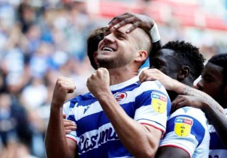 George Puşcaş a înscris din nou pentru echipa sa de club, Reading