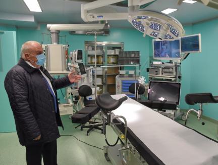 """Dr. Gheorghe Carp, candidat PNL Bihor, își dorește o nouă lege a spitalelor: """"Nu consider Senatul un cimitir al elefanților"""""""