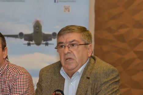 Aeroportul din Oradea are un nou Consiliu de Administraţie, condus de un fost manager al Tarom şi al Blue Air