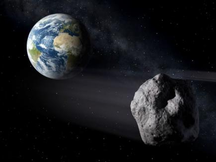 Un asteroid uriaş, supranumit Bestia, trece pe lângă Terra