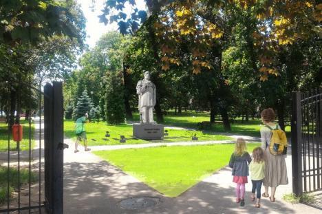 Cu aviz: Statuia lui Emanuil Gojdu poate fi amplasată în Parcul 1 Decembrie. Află când va fi dezvelită!