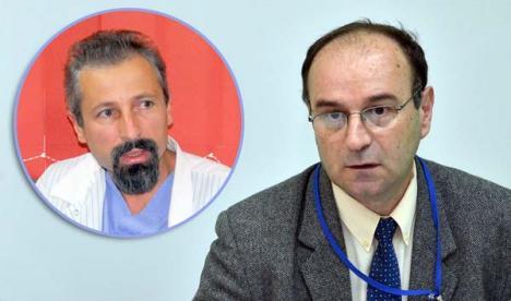 Conducere nouă la Spitalul Judeţean: manager Gavril Grebenişan, director medical chirurgul Adrian Duşe