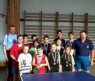 Sportivii de la Tibclau s-au impus în concursul Cupa Speranţei de la Debrecen