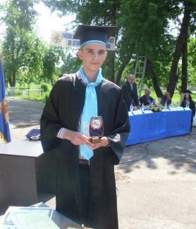 Doi tineri orădeni, printre marii câştigători la gala Studentul Anului 2011