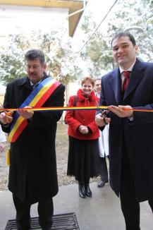 Cseke a inaugurat clădirile reabilitate ale Spitalului Marghita