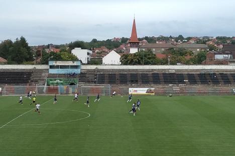 CAO a învins cu 1-0 echipa SCM Zalău şi s-a calificat în turul IV al Cupei României!